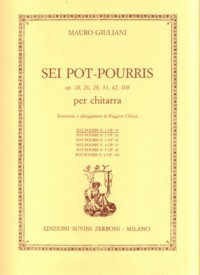 Pot-Pourri no.3, op.28 available at Guitar Notes.