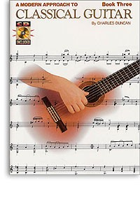 A Modern Approach to Classical Guitar, Book 3 available at Guitar Notes.