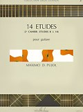 14 Etudes, Vol.2 available at Guitar Notes.