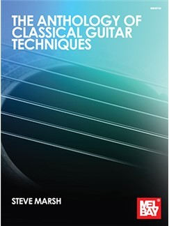 The Anthology of Classical Guitar Techniques available at Guitar Notes.
