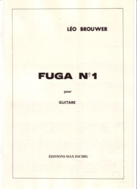 Fuga no.1 available at Guitar Notes.