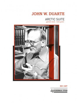 Arctic Suite op.111 available at Guitar Notes.