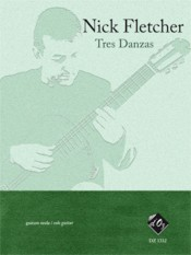Tres Danzas available at Guitar Notes.