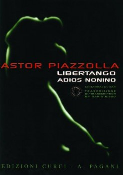 Libertango - Adios nonino available at Guitar Notes.