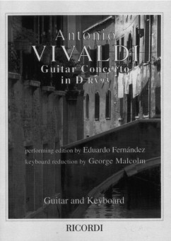 Concerto in D, RV93(Fernandez) available at Guitar Notes.