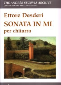 Sonata in Mi (Gilardino/Biscaldi) available at Guitar Notes.