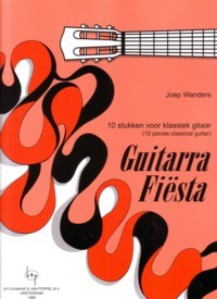 Guitarra Fiesta available at Guitar Notes.