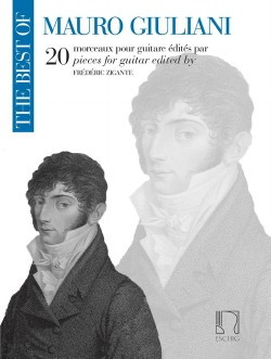 The Best of Mauro Giuliani (Zigante) available at Guitar Notes.