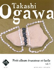 Petit album evocateur et facile, Vol.1 available at Guitar Notes.