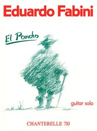 El Poncho(Rapat) available at Guitar Notes.