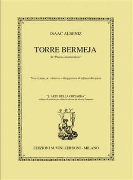 Torre Bermeja (Borghese) available at Guitar Notes.