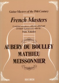 French Masters available at Guitar Notes.