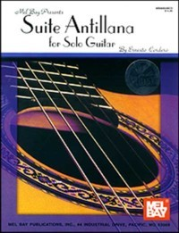 Suite Antillana [BCD] available at Guitar Notes.