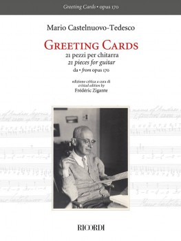 Greeting Cards op.170 (Zigante) available at Guitar Notes.