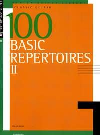 100 Basic Repertoires, Vol.2 available at Guitar Notes.