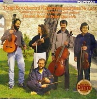 Boccherini Quintets no.1 & 2 [NEW] available at Guitar Notes.