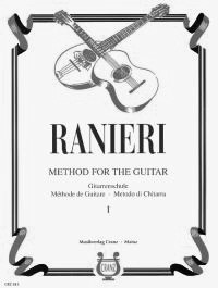 Method for the Guitar I available at Guitar Notes.
