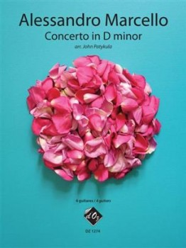 Concerto in d minor (Patykula) available at Guitar Notes.