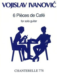 Six Cafe Pieces available at Guitar Notes.