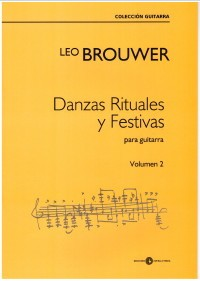 Danzas Rituales y Festivas Vol.2 available at Guitar Notes.