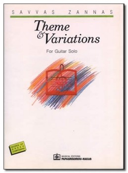 Theme & Variations available at Guitar Notes.
