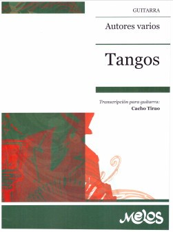 Tangos available at Guitar Notes.