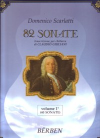 82 Sonatas, Vol.1(Giuliani) available at Guitar Notes.