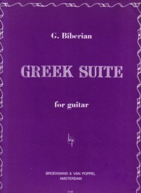 Greek Suite available at Guitar Notes.