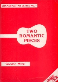 Two Romantic Pieces available at Guitar Notes.