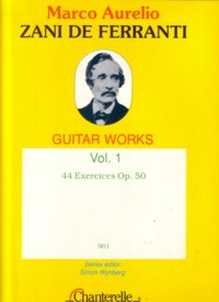 Guitar Works, Vol.1: 44 Exercises available at Guitar Notes.