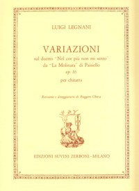 Variazioni, op.16(Chiesa) available at Guitar Notes.
