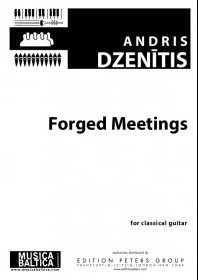 Forged Meetings available at Guitar Notes.
