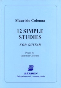 12 Simple Studies available at Guitar Notes.