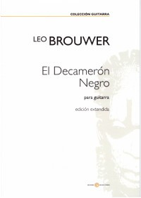 El Decameron Negro [1981/2021] available at Guitar Notes.
