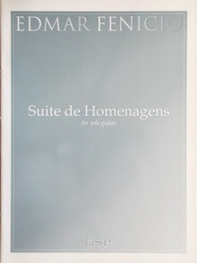 Suite de Homenagens available at Guitar Notes.