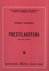 Prestilagoyana available at Guitar Notes.