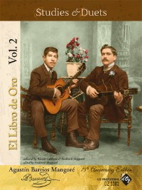 El Libro de Oro Vol.2 (Sheppard) available at Guitar Notes.