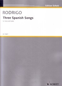 Three Spanish Songs available at Guitar Notes.
