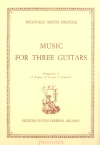 Music for Three Guitars available at Guitar Notes.