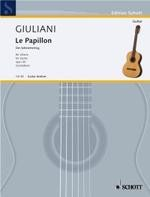 Le papillon, op.50(Gustafson) available at Guitar Notes.