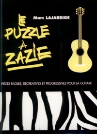 La Puzzle a Zazie available at Guitar Notes.