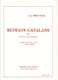 Retrats catalans [GPR] available at Guitar Notes.