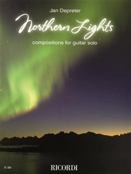 Northern Lights available at Guitar Notes.