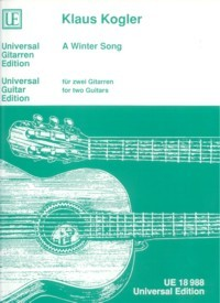 A Winter Song available at Guitar Notes.