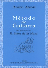 Metodo de Guitarra(Sainz de la Maza) available at Guitar Notes.