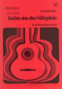 Gesichter eines alten Fruhlingsliedes available at Guitar Notes.