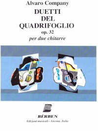 Duetti del Quadrifoglio op.32 available at Guitar Notes.