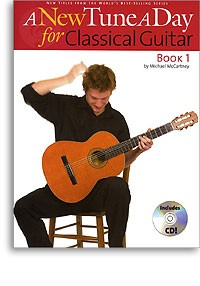A New Tune a Day, Book 1[BCD] available at Guitar Notes.
