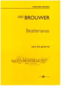 Beatlerianas (1976/2010) available at Guitar Notes.