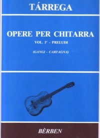 Works for Guitar, Vol.1(Gangi/Carfagna) available at Guitar Notes.